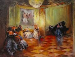 alte Picturi Sala de bal
