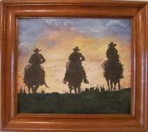alte Picturi Cowboys