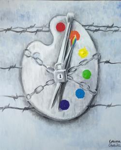 alte Picturi Situatia artistilor din Romania