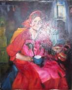 alte Picturi Portret taranca