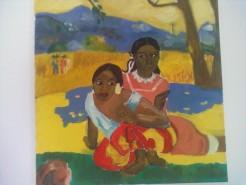 alte Picturi Tahitience brune