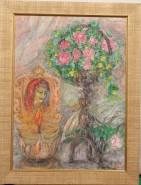 alte Picturi Candela aprinsa