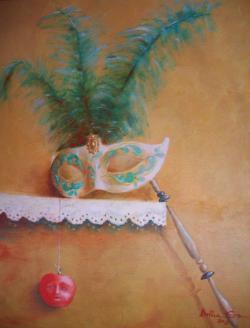 alte Picturi Masca si marul