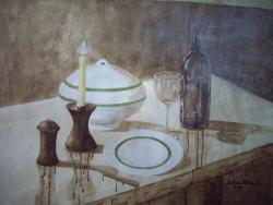 alte Picturi Natura statica cu vase