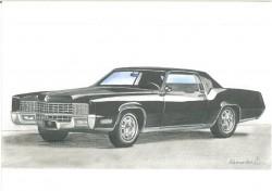 alte Picturi Cadillac eldorado