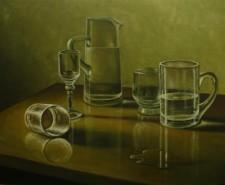 alte Picturi Sticla pe masa