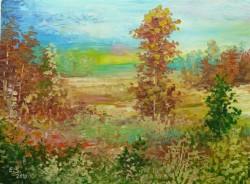 alte Picturi Venirea toamnei