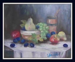 alte Picturi fructe de toamna
