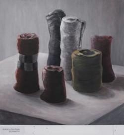 alte Picturi Natura statica cu textile