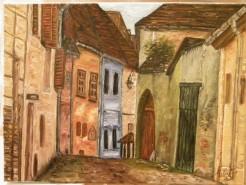 alte Picturi Sighisoara medievala