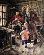 alte Picturi Voie buna in atelierul de tamplarie
