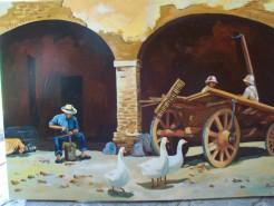 alte Picturi In curte