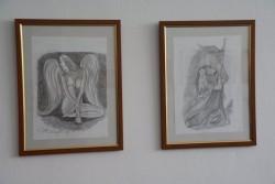 alte Picturi Inger si rugaciune