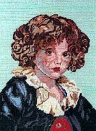 alte Picturi Puschin copil
