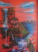 alte Picturi Cascada