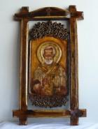 alte Picturi Icoana sf. nicolae