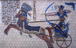 alte Picturi Rramses II - Kadesh