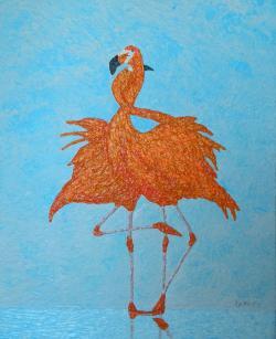 alte Picturi Tango - pictura originala