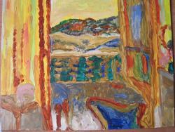 alte Picturi Ferestrele lui Bonnard