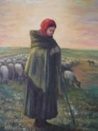 alte Picturi Pastorita