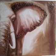 alte Picturi Elefant