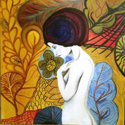 alte Picturi Femeia Melc