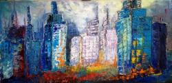 alte Picturi Orasul Albastru