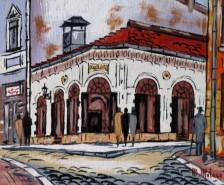 alte Picturi Cafeneaua vecherenovata
