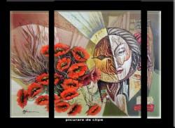 alte Picturi Picurare  de  clipe--triptik--2