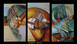 alte Picturi Triptic---recent  2012