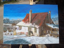 alte Picturi Casa din cisnadie