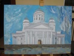 alte Picturi Helsinki catedrala evanghelico luterana