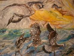 alte Picturi Pescarusi