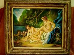 alte Picturi Diana la vanatoare