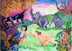 alte Picturi Mowgli
