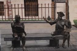 alte Picturi Un colt din spania
