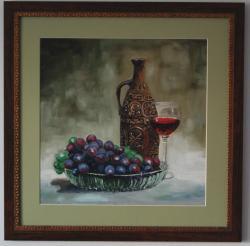 alte Picturi struguri si vin