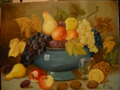 alte Picturi Fructe