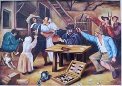 alte Picturi Disputa