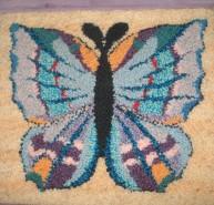 Picturi goblen Fluture