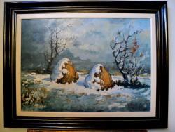 alte Picturi Capite iarna