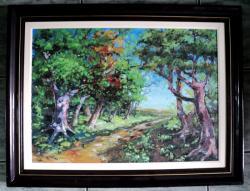 alte Picturi Drum spre livada