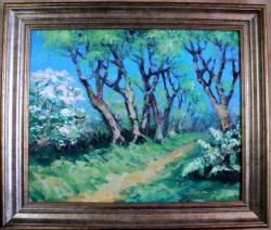 alte Picturi Primavara in padure
