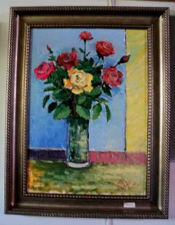 alte Picturi Trandafirii