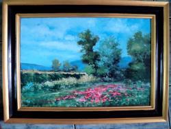 alte Picturi Vara inflorata