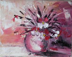 alte Picturi vaza cu flori 111