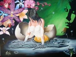 alte Picturi Gaias daughter