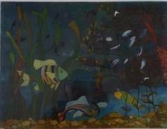 alte Picturi Pesti in apa