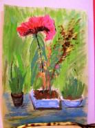 alte Picturi Flori in ghivece