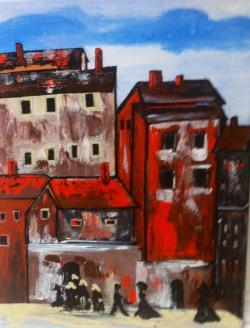 alte Picturi In orasul vechi